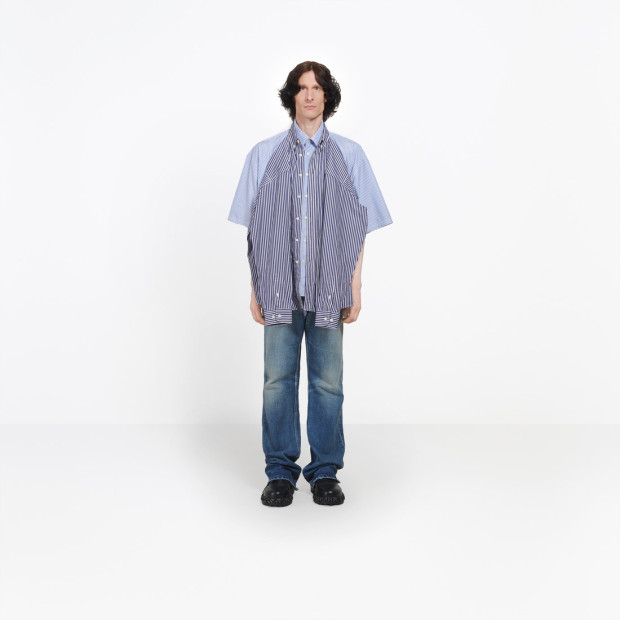 38757013sn 13 a g - How about buying your boyfriend a £1,000 shirt-on-a-t-shirt from Balenciaga?